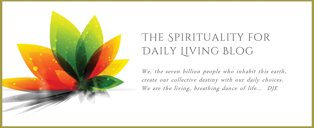 Spirituality for Daily Living