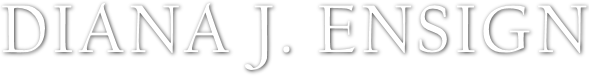 Diana J. Ensign, Author Mobile Retina Logo