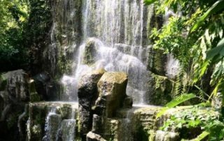 Waterfall Photo Detail by Emmeline Ensign