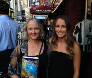 Diana and Indigo Ensign arrive at the 2018 IPPY Awards in New York City