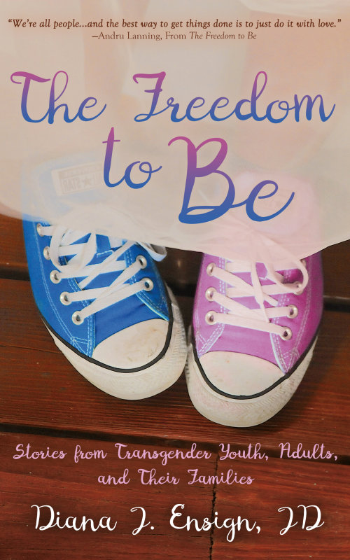 The Freedom to Be Book Cover