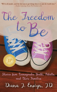 Freedom to Be Book Cover