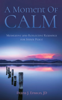A Moment of Calm Book Cover